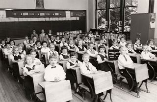 FirstGrade1958